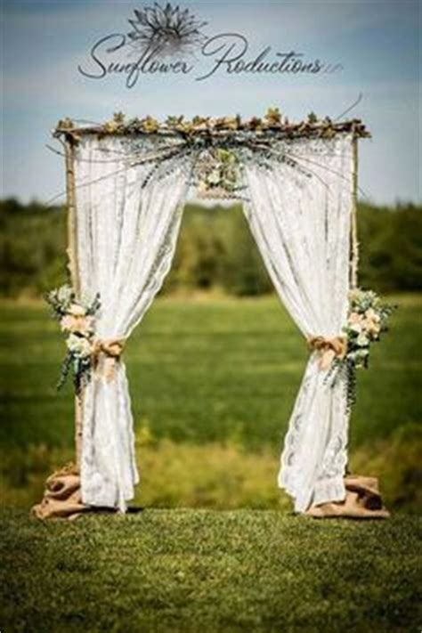 Rustic Wedding Arch Uk by 1000 Ideas About Rustic Wedding Arches On