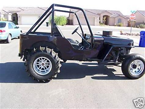 jeep sand rail mail rat jeep