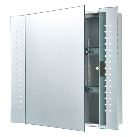 bathroom cabinet mirror with lights bathroom cabinet with mirror and light and shaver socket