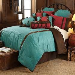turquoise brown comforter sets aqua turquoise blue and brown bedding