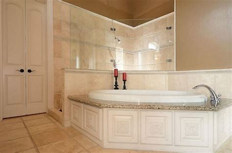 Bathroom Tubs And Showers Ideas 2015 Master Suite Drawings With Door Less Shower Google