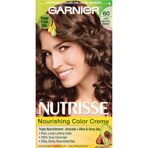 garnier fructis hair dye colors garnier nutrisse nourishing hair color creme
