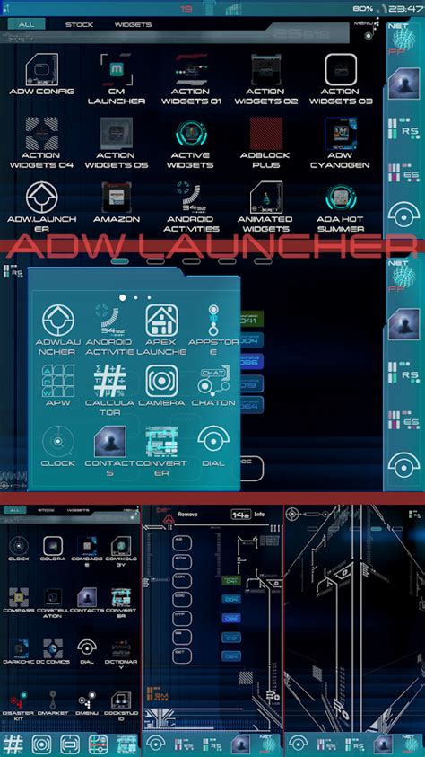pc themes apps trek launcher android apps on google play