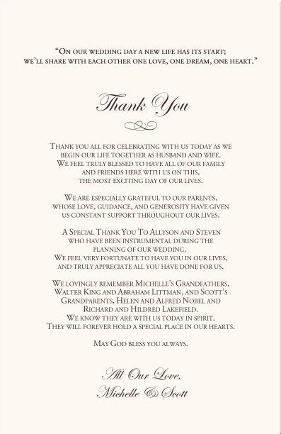 appreciation letter to church after wedding best 25 wedding thank you wording ideas on