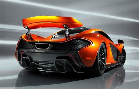 P1 Auto by Mclaren Newport New Official Images Mclaren P1