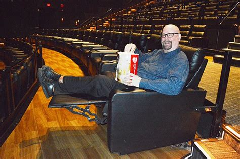 movie with reclining seats surrey s largest movie theatres move to install reclining