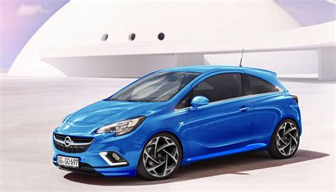 2015 Opel Corsa OPC Review   New Automotive Trends
