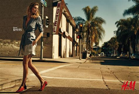 Werbowy Models For Hm by Werbowy For H M Summer 2015