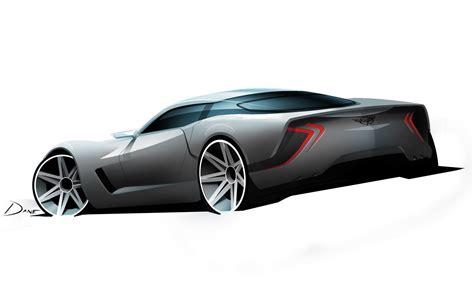 schweg design corvette render development