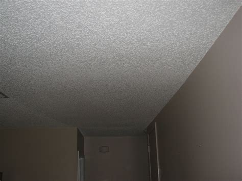 sheetrock ceiling spray texture attic stepthru ceiling repair popcorn spray texture