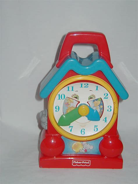 Musical Clock By Fisher Price | www.pixshark.com - Images ...