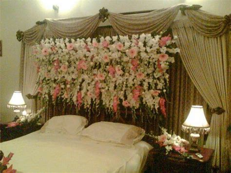 Wedding Bed by Wedding Bed Decoration Hairstyles And Fashion