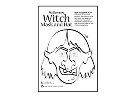 printable witch mask template printable cut out pirate hat new calendar template site