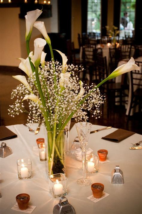 1000  ideas about Calla Lillies Centerpieces on Pinterest