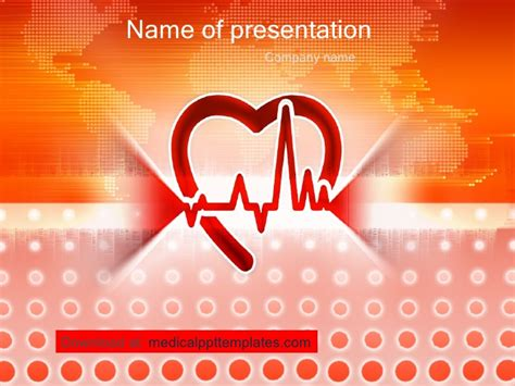 cardiology powerpoint template cardiology powerpoint template