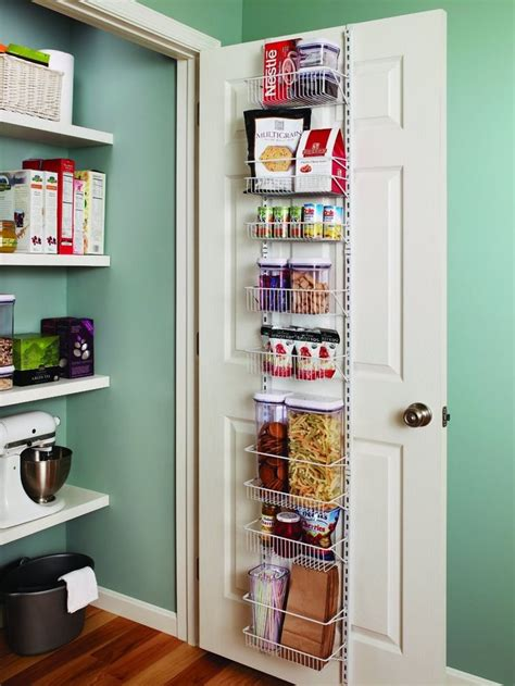 closetmaid door organizer closetmaid 8 tier adjustable cabinet door organizer ebay