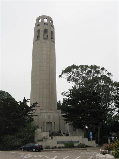 san francisco map coit tower coit tower pioneer park telegraph hill san francisco