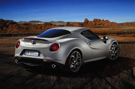 Alfa Romeo Australia by Alfa Romeo 4c To Be Quot Sub 80 000 Quot In Australia Photos 1