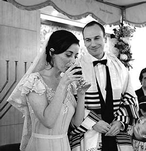 Seven Wedding Blessings Reform by Nissuin Nuptials Reform Wedding Rabbi