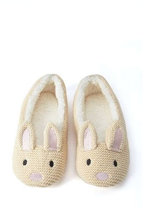 bunny house slippers best 25 bunny slippers ideas on pinterest