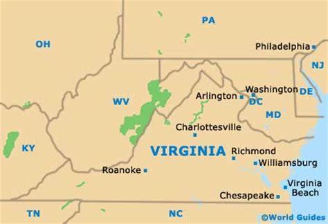 virginia usa map states richmond maps and orientation richmond virginia va usa