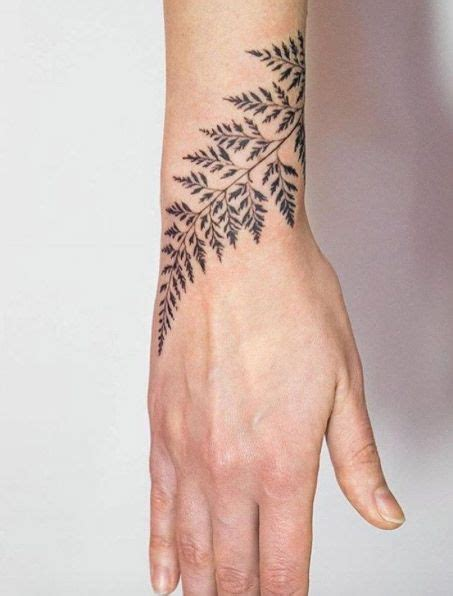 354 best wrist tattoos images 25 best ideas about fern on j