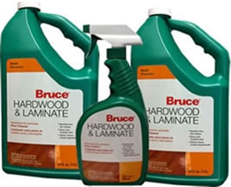 bruce 3 pack no wax cleaner for hardwood and lamiante floors