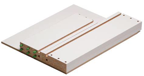 white melamine drawer box walzcraft