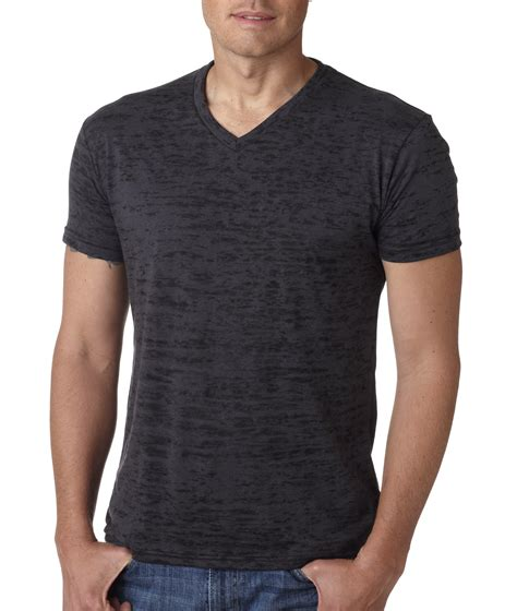 V Neck Expression Tshirt next level apparel s poly cotton burnout v neck t shirt 6140 ebay