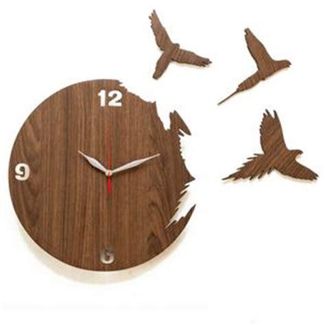 membuat jam dinding kayu 13 desain cara membuat jam dingding kayu unik rumah impian