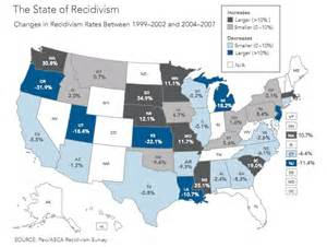 State Of The State Of Recidivism Data In The News