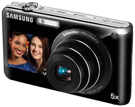 Kamera Samsung Zoom Lens 5x digicamreview samsung pl200 st100 st600 announced