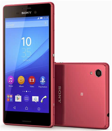 Hp Android Sony Xperia M4 Aqua sony xperia m4 aqua specs