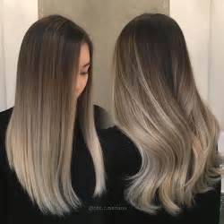 balayage hair color vs ombre best 25 balayage color ideas on ombre hair