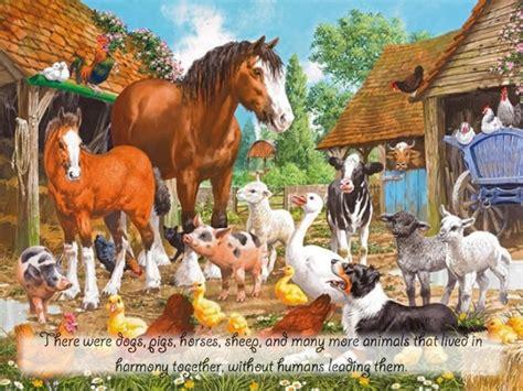 Animal Farm Childrens Book