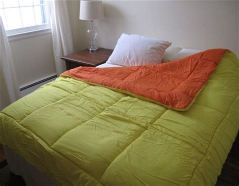yellow twin xl comforter cheap college dorm room supplies orange yellow