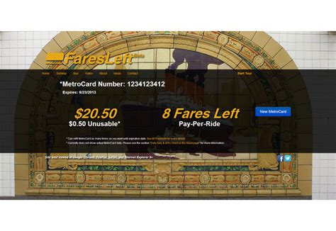 How To Check The Balance On A Subway Gift Card - faresleft mta app quest
