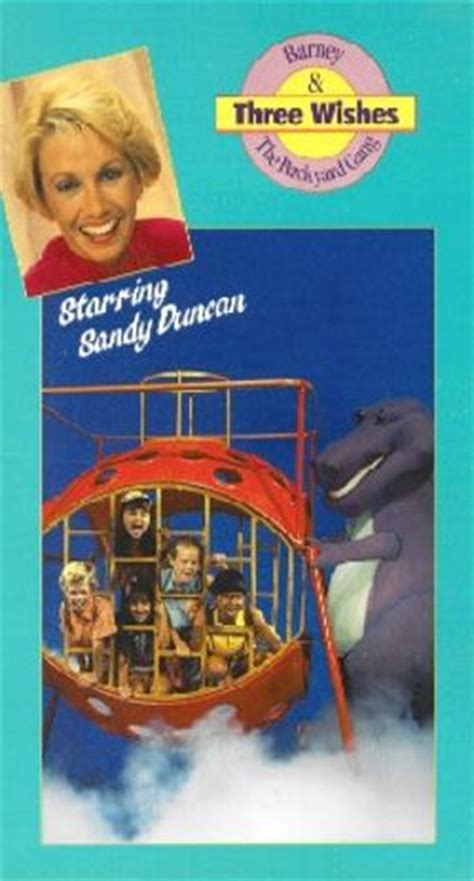 barney three wishes 1990 synopsis characteristics