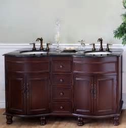 colonial cherry sink traditional wood vanity by