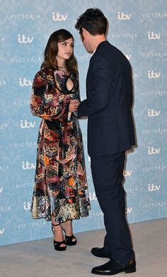 tom hughes victoria youtube jenna coleman wears vintage ring for victoria launch with