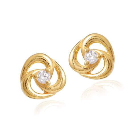 Chil Kid Gold the gallery for gt earrings for boys