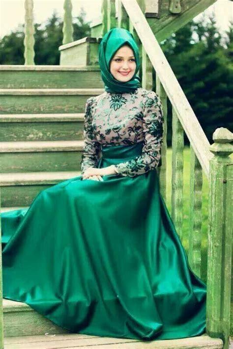 Eyeshadow Untuk Baju Hijau contoh model baju muslim untuk pesta terbaik 2015
