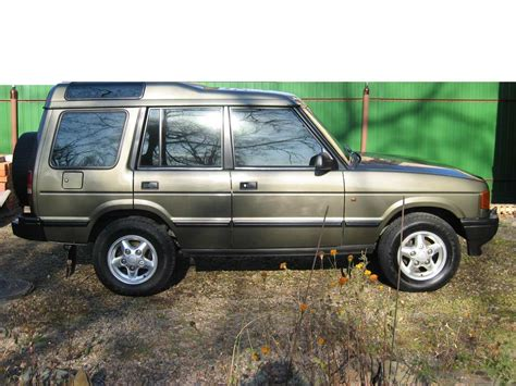 land rover 1997 used 1997 land rover discovery photos 2500cc diesel