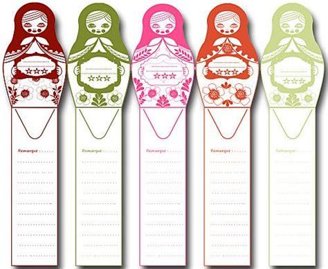 libro matriochka free bookmarks to print gratuit marque page poup 233 e russe 224 imprimer a imprimer gratuits