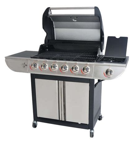 backyard grill 5 burner gas grill reviews backyard grill 6 burner propane gas grill with side burner