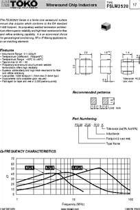 chip inductor datasheet inductor datasheet parameters 28 images put title here fslm2520 2r2j p2 datasheet wirewound