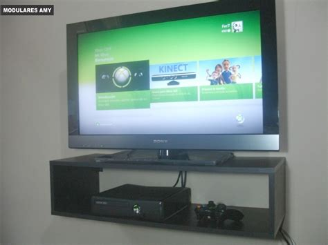 Tv Lcd Buat Ps3 mueble flotante 80 cm para tv lcd led xbox360 bluray ps3 u s 35 00 en mercado libre