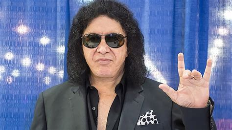 Gene Simmons gene simmons is trying to trademark a gesture riot
