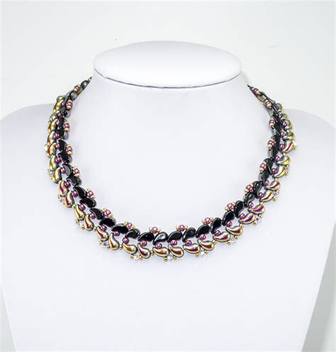 necklace pattern pinterest zoliduo necklace glass4u cz free jewelry beaded