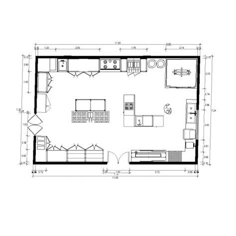 Design Your Own Kitchen Layout Free 2d cad restaurant kitchen cadblocksfree cad blocks free